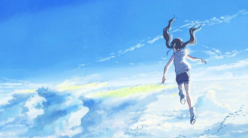 Makoto Shinkai 2019 Film Portada