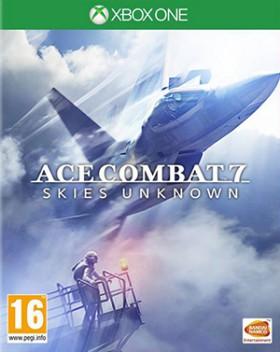 Carátula Ace Combat 7