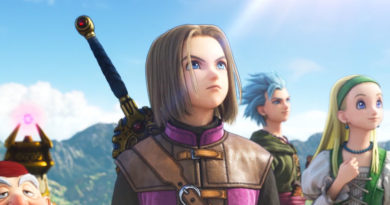 Dragon Quest XI S Occidente
