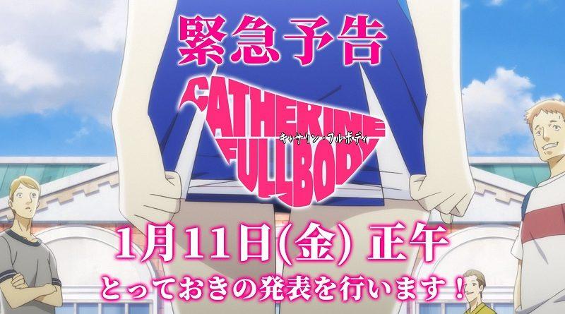 Catherine Full Body 11 enero