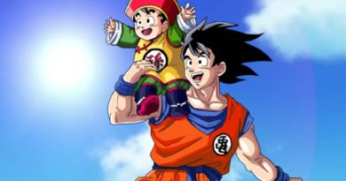 Dragon Ball ProjectZ RPG P GokuGohan