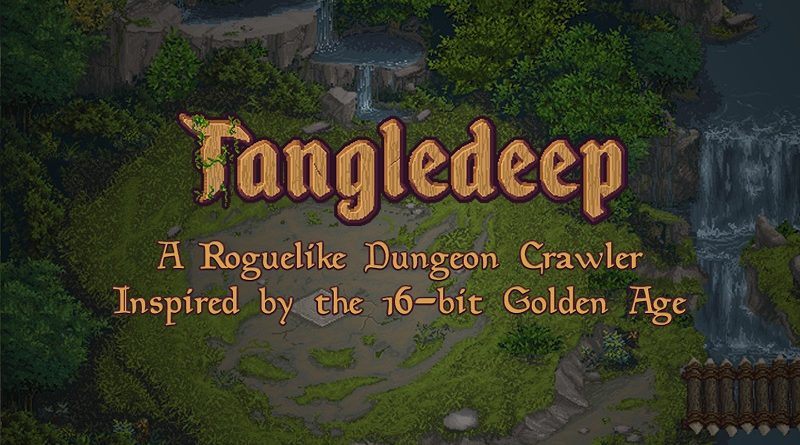 Tangledeep portada switch