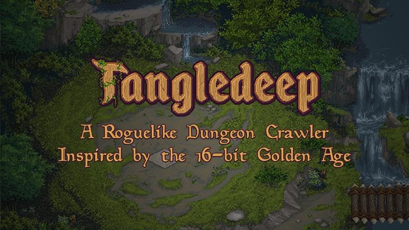 Tangledeep portada switch