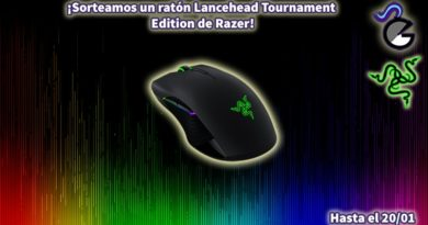 [Sorteo] Ratón Razer Lancehead Tournament Edition