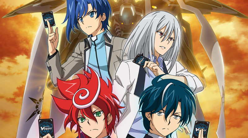 Cardfight!! Vanguard: High School Arc Cont.
