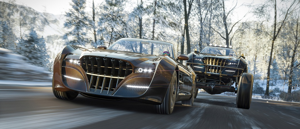 Forza Horizon 4 Regalia Portada