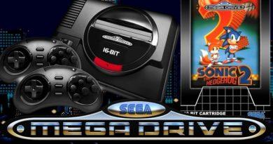 Mega Drive Mini Sonic 2