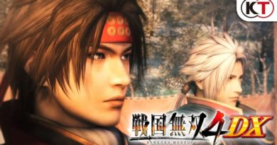 Samurai Warriors 4 DX 2do trailer