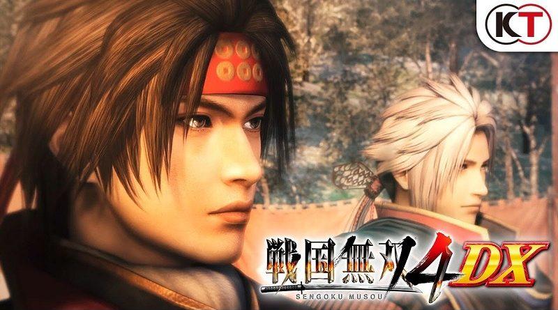 Samurai Warriors 4 DX 2do trailer