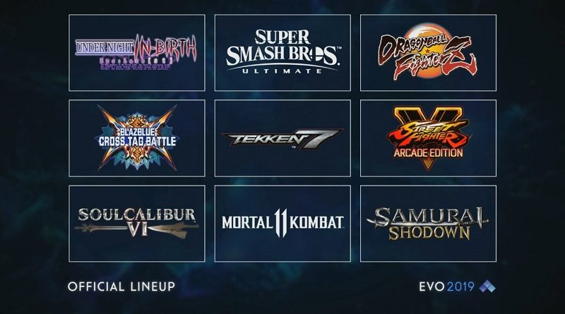 Super Smash Bros Melee no EVO 2019