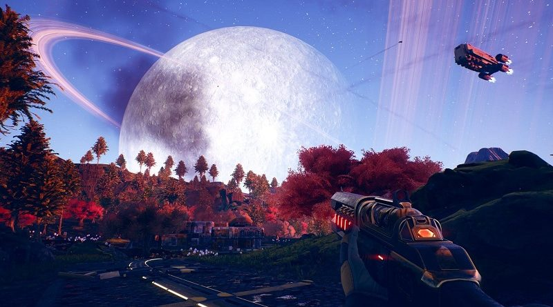 The Outer Worlds Duración Portada