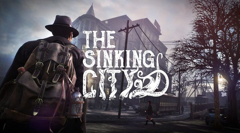 The Sinking City Tráiler detective