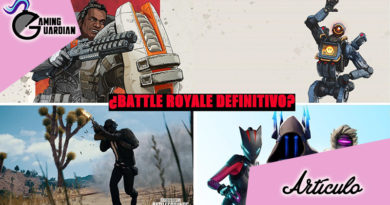 [Artículo] Apex Legends y la carrera por el Battle Royale definitivo
