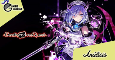 [Análisis] Death end re;Quest