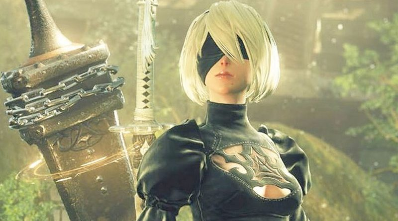 nier automata stream 2nd