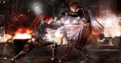 Dead of Alive 6 Core Fighters Launch