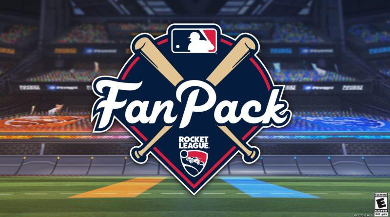 MLB Portada Rocket League