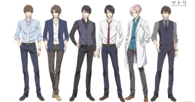 Stand My Heroes Anime Debut