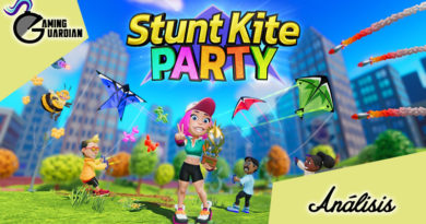 [Análisis] Stunt Kite Party