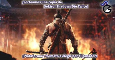 [Sorteo] Una copia de Sekiro: Shadows Die Twice para la plataforma y el formato elegido