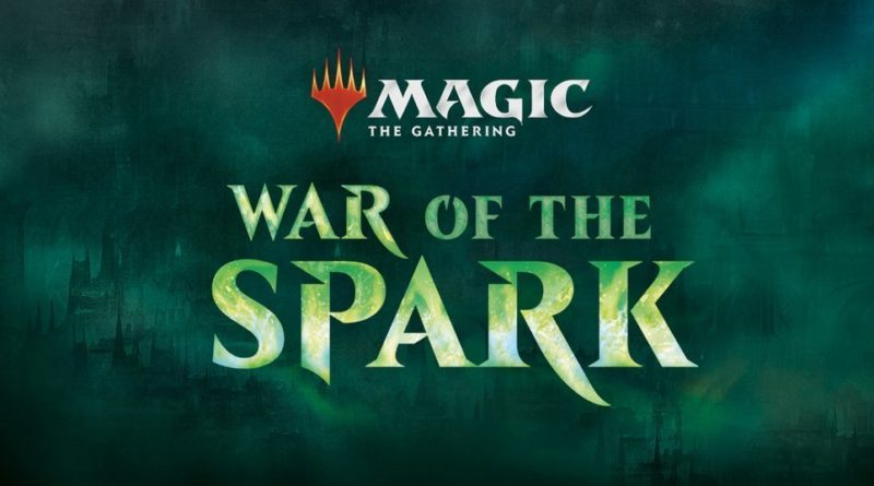 Magic The Gathering WOTS Lanzamiento
