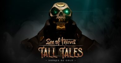 Sea of Thieves Shores of Gold tráiler