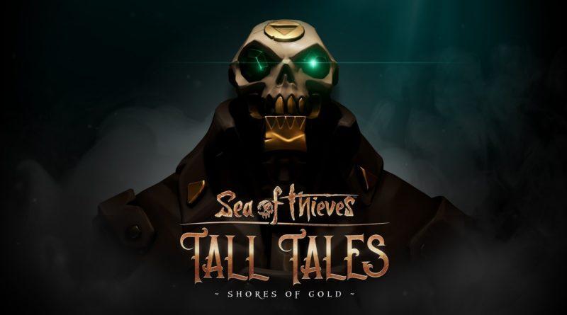 Sea of Thieves Shores of Gold tráiler
