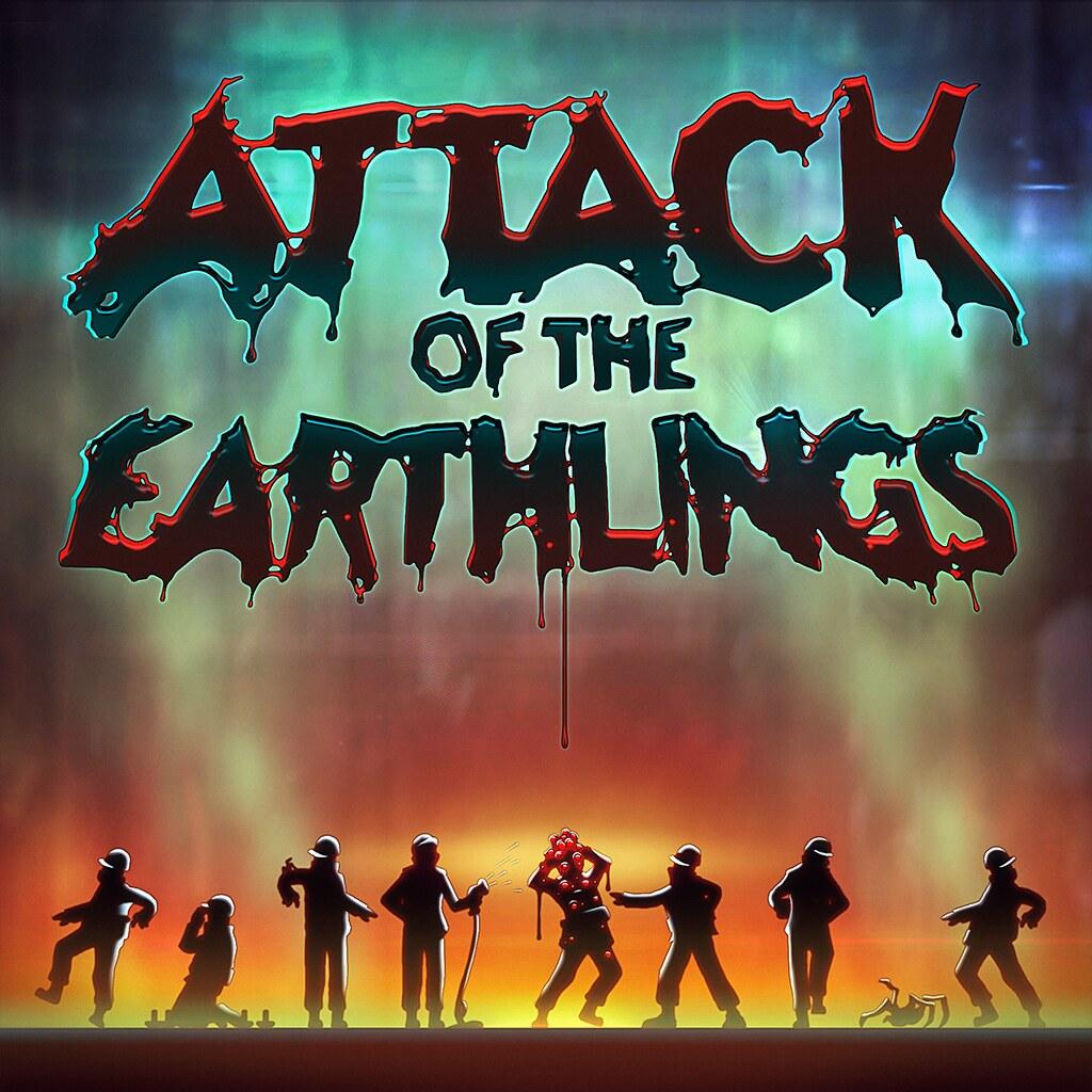 Attack of the Earthlings Reveiw Heading