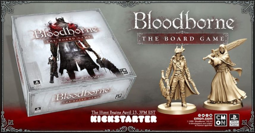 Bloodborne: The Board Game 2 Millones