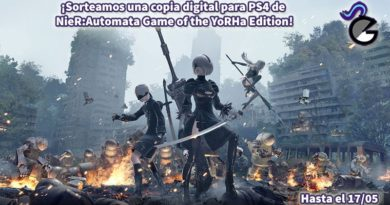 [Sorteo] Una copia digital de NieR:Automata Game of the YoRHa Edition para PlayStation 4