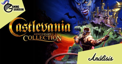 [Análisis] Castlevania Anniversary Collection