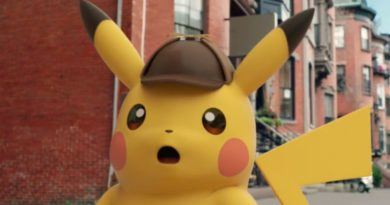 detective pikachu secuela switch