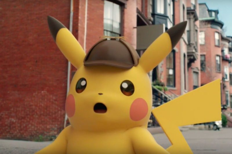 detective pikachu secuela switch