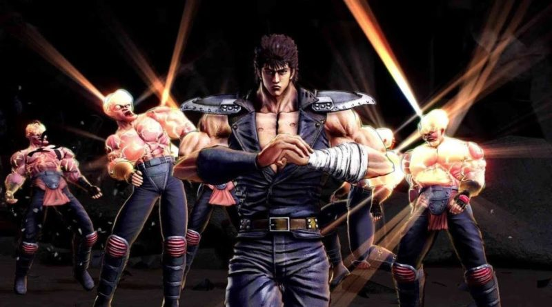 fist of the north star legends revive anuncio