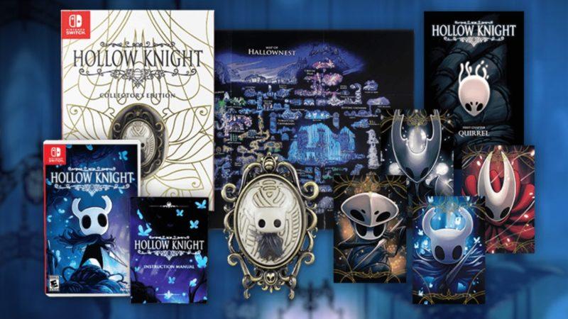 hollow knight fisico switch retraso