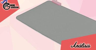 [Análisis] Razer Goliathus Chroma Extended Quartz Pink