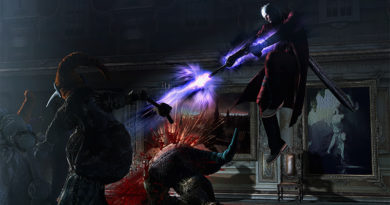 Devil May Cry Switch Lanzamiento