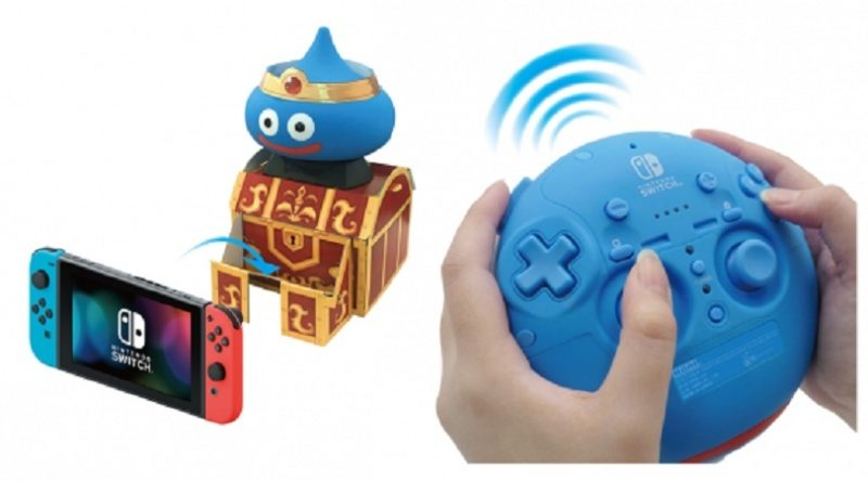 Dragon Quest Slime Controller Switch