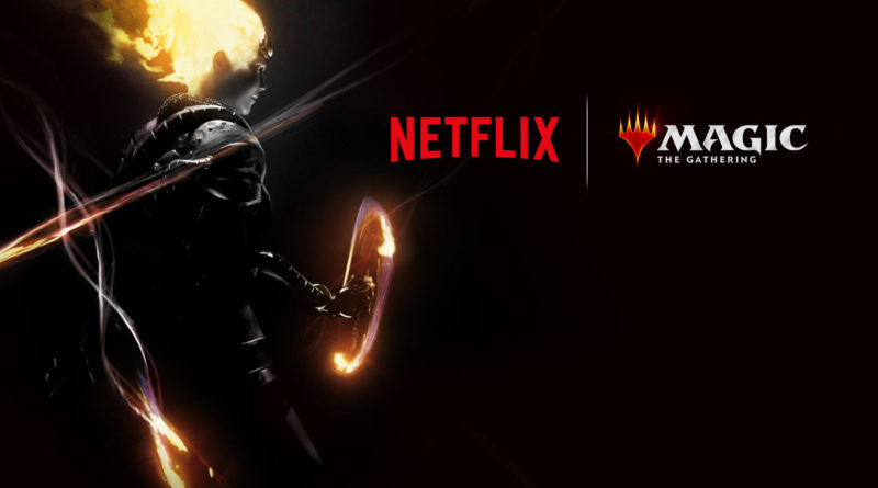 Magic The Gathering Netflix
