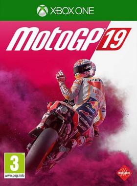 MotoGP 19 Carátula Análisis