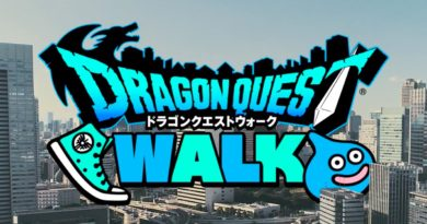 dragon quest walk anuncio