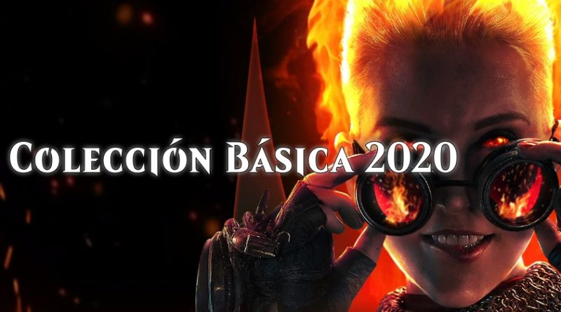 Coleccion Basica 2020 Magic The Gathering Arena