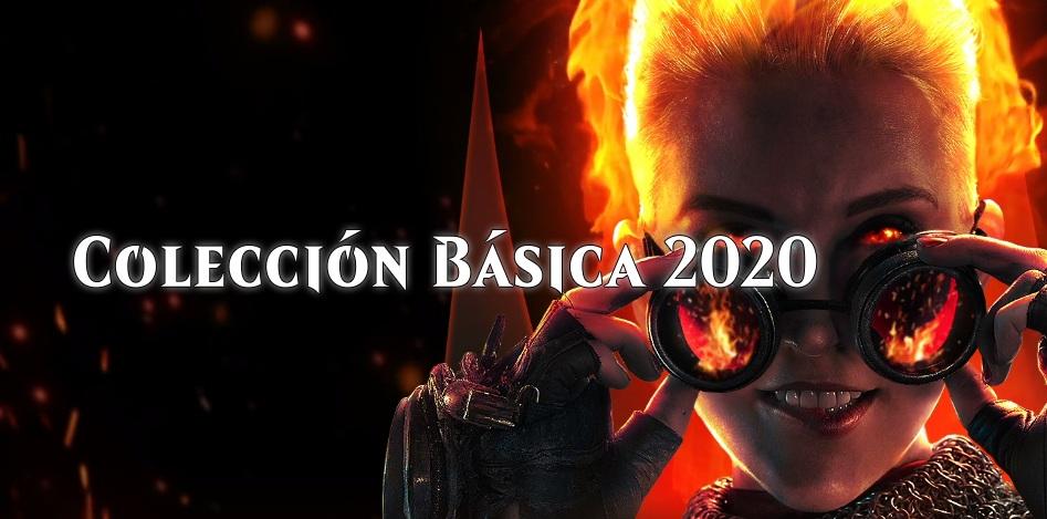 Coleccion Basica 2020 Magic The Gathering Arena