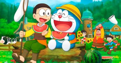Doraemon Story of Seasons Granja Tráiler