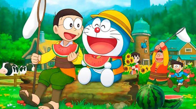 Doraemon Story of Seasons Granja Tráiler