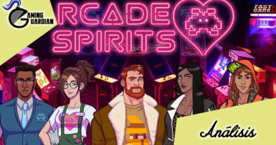 [Análisis] Arcade Spirits