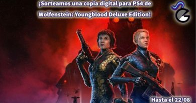 [Sorteo] Una copia digital de Wolfenstein: Youngblood Deluxe Edition para PlayStation 4