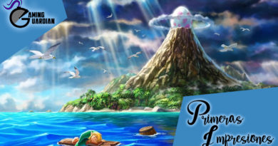 [Primeras Impresiones] The Legend of Zelda: Link's Awakening