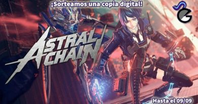 [Sorteo] Una copia digital de Astral Chain para Nintendo Switch