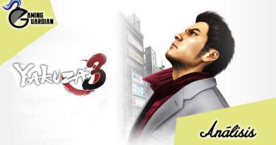 [Análisis] Yakuza 3 Remastered
